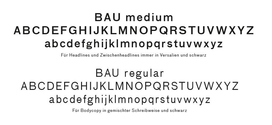 Branding Typo für das Standortmarketingkonzept für das Wohnquartier Rhein VII in Düsseldorf