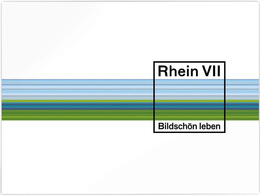 Vermarktungsexposé für das Standortmarketingkonzept für das Wohnquartier Rhein VII in Düsseldorf