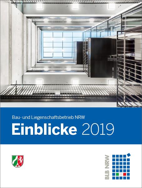 Titel der Publikation Einblicke für den BLB NRW