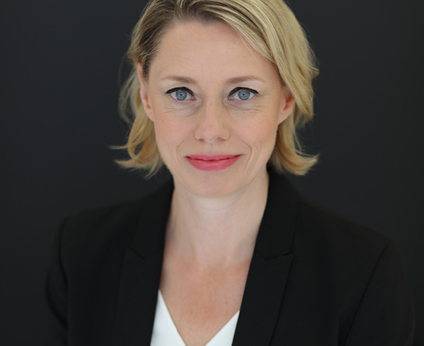 Miriam Beul preisgekroente Immobilienjournalistin